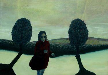 Woman by Ad van Riel