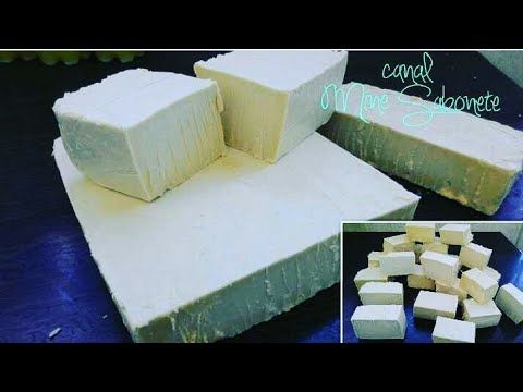 Sabao Caseiro De Bicarbonato Mine Sabonete Youtube Com