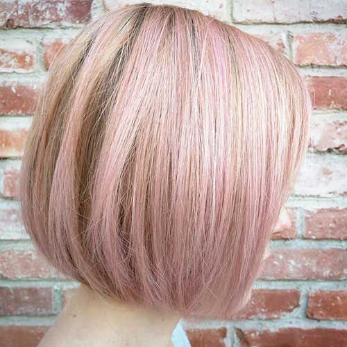 Short Hairstyless Com Short Blonde Hair With Pink Highlights Pink Short Hair Pink Blonde Hair Blonde Hair With Pink Highlights
