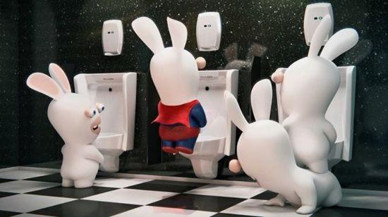 Super pipi rabbit
