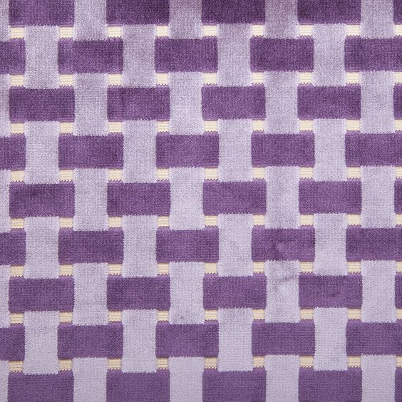 violet lattice work cut velvet home decor fabric fabric by the yard mood fabrics