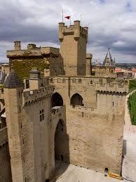 Bilderesultat for palacio real de olite