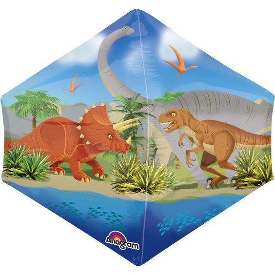 ANAGRAM Pi/ñata Dinosaurio