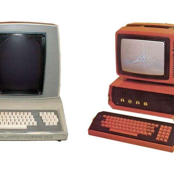 Túnel do tempo: relembre 30 computadores antigos