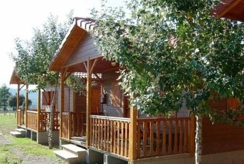 … feel at one with nature, in a picturesque setting at Camping Gironella