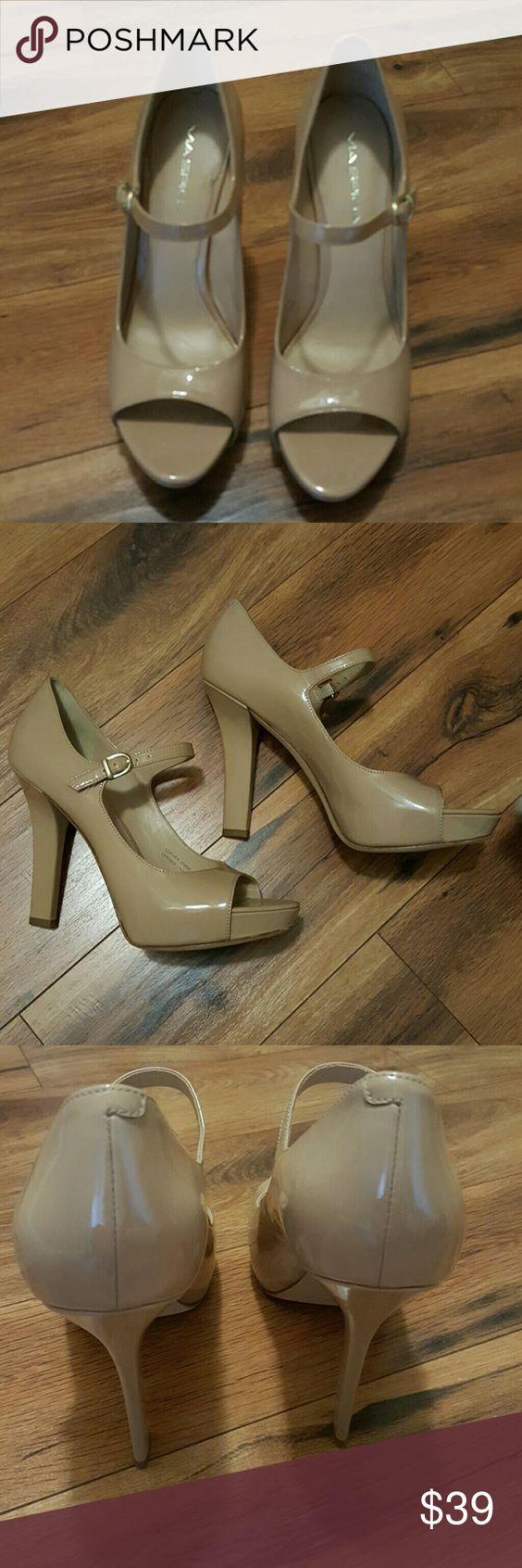 Nude Heels Size 2