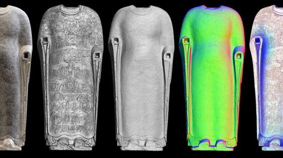 Peneliti dari Amerika Serikat telah mengungkap misteri dari ukiran-ukiran yang rumit pada Patung Cosmic Buddha Kuno ini. Patung tanpa kepala dikenal sebagai Patung Cosmic Buddha, saat ini bertempat di sebuah galeri seni di Washington DC.