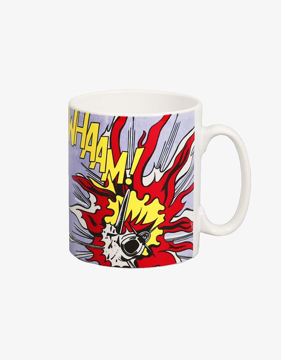 Mug Lichtenstein Whaam!