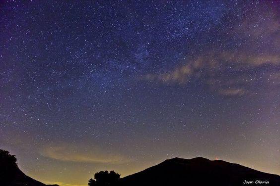 La Via Làctia - The Milky Way (a la zona de Lira)