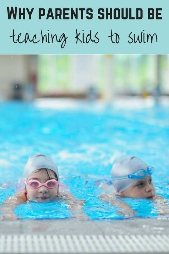 Not Teaching Kids To Swim Is It Irresponsible Teach Kids To Swim Swimming Lessons For Kids Swim Lessons