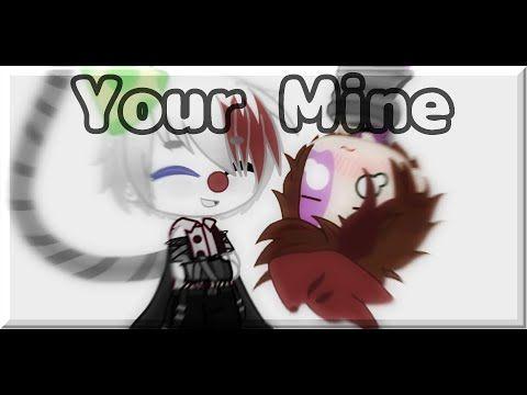 Meme Your Mine Michael Afton X Ennard Gacha Club Youtube Fnaf Drawings Afton Anime Fnaf