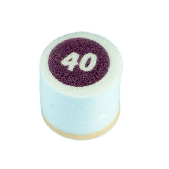 "Tampon Mousse Rond ""40"""