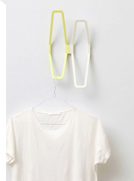 Perchero de Sarah Böttger   -   H2 Cloth Rack by Sarah Böttger