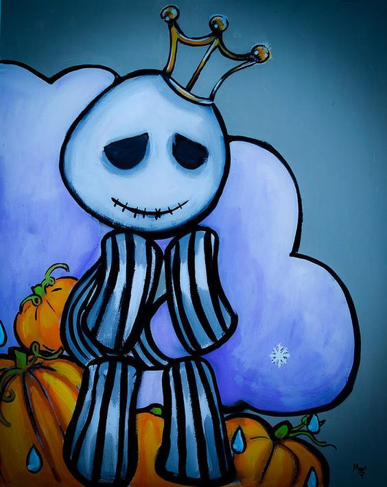 """pumpkin king's lament"" | marisela mungia"