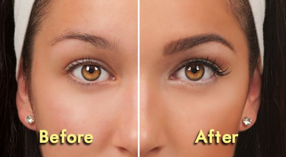 Semi-Permanent Brows and Lashes at XO Beauty Studio in Atlanta