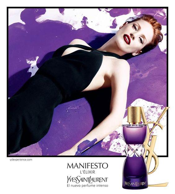 Manifesto L'Elixir, el perfume más osado y femenino de YSL