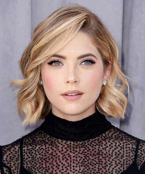Enjoyable Highlighted Bob Bobs And Bob Hairstyles On Pinterest Hairstyle Inspiration Daily Dogsangcom