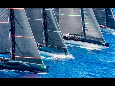 Good luck to the #JOne team today in #PortoCervo. Our #OperationsManagerRuss is in the thick of it this week at the Rolex Maxi Worlds 2016, he comments, ''Tuesday on J One was a great day racing with 12-18 knots and lumpy conditions the #boats were really put to the test. Two windward leeward races yielded a 2nd and 5th so overall ended the day in a respectable 4th for us.'' #RiggingInPalma