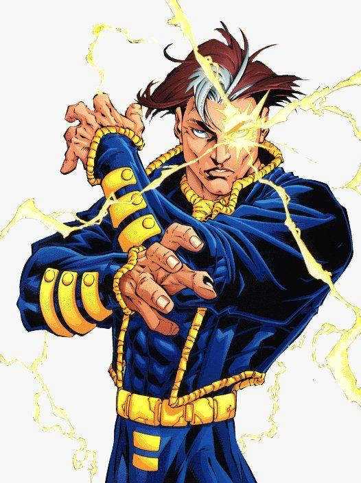 Nate Grey, X-Man.