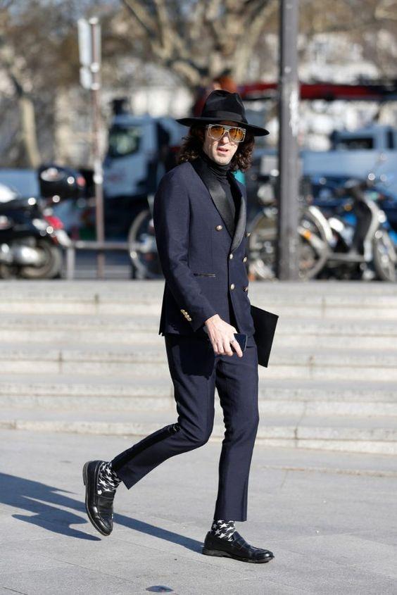 30代メンズにおすすめのダブルジャケットコーデ | Team Peter Stigter, catwalk show, streetwear and fashion photography - Part 5