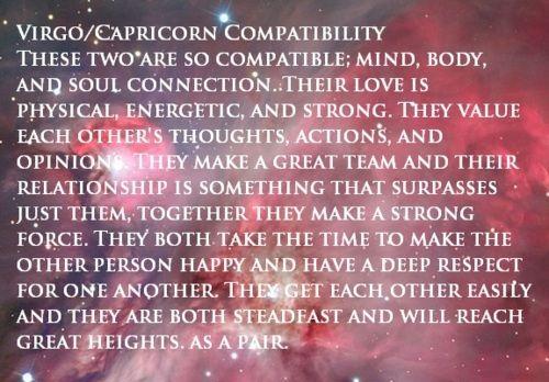 virgo and capricorn relationship 2012