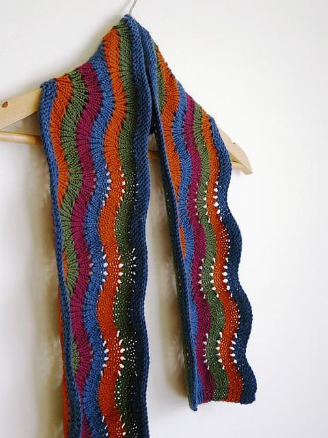 Free Pattern: Alma Park by Alison Reeve