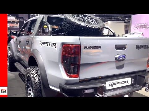 Modified 2019 Ford Ranger Raptor Truck Youtube Ford Raptor