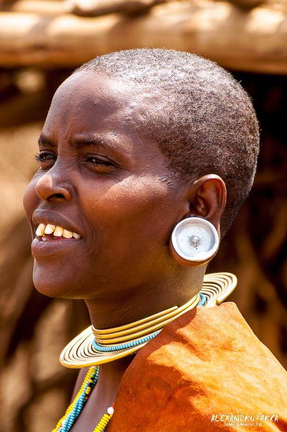 Datoga tribe, Tanzania