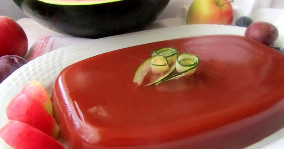 cousas de milia: Dulce o membrillo de manzana y corteza de sandia