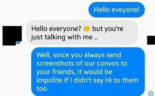 Pin By Asma Mujeer On Memes Are Love Say Hi Hello Everyone Sayings