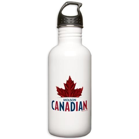 Molson Stainless Water Bottle 1.0L $16.40