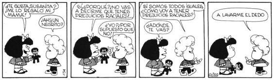 Mafalda y Susanita