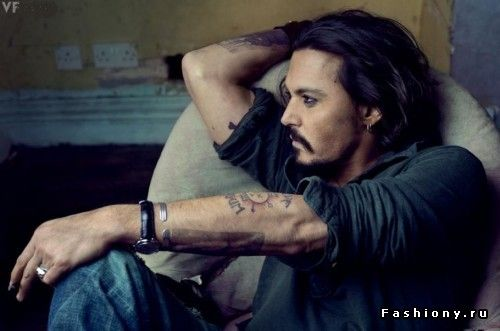 Deep: Eye Candy, This Man, Johnny Depp, Tattoo Ideas, Tattoo S, Body Art, Annie Leibovitz, Johnnydepp, Beautiful People