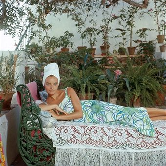 slim aarons: quiet afternoon: