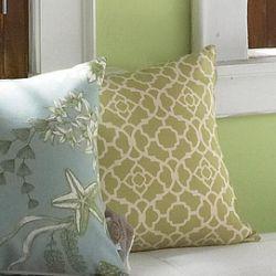 Same designer as my pillows and ottoman :)