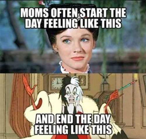 Image result for mary poppins mom meme