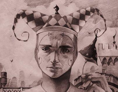 "Check out new work on my @Behance portfolio: ""Melancolía""  http://on.be.net/1kn9CmZ"