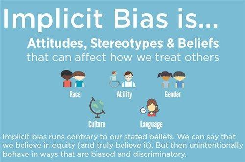 Implicit Bias Test Cultural Competence Teaching Cultural Diversity Infant Lesson Plans