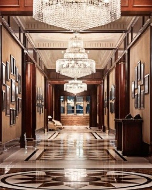 First JW Marriott Hotel Opens In New York City With The Essex House
