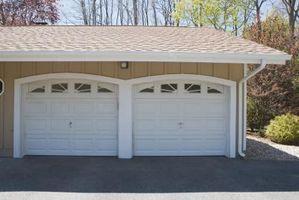 Como construir uma garagem com 12 pés tectos