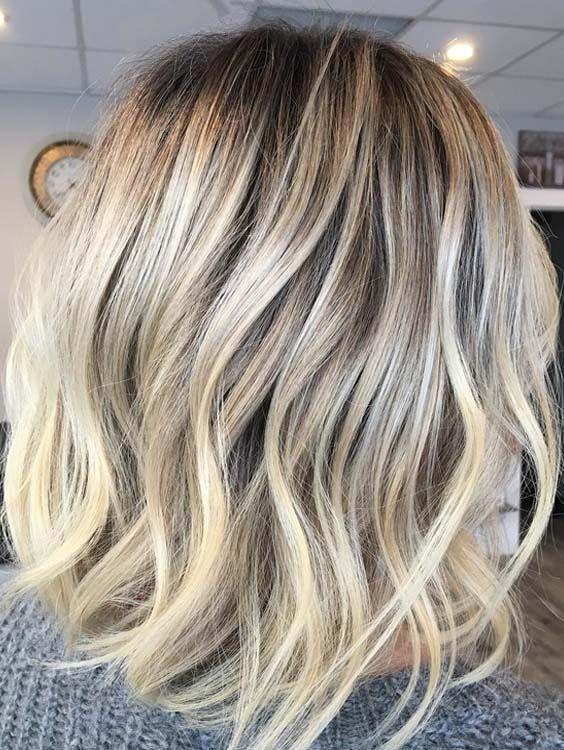 35 Gorgeous Bright Blonde Hair Colors For Winter 2018 Bright