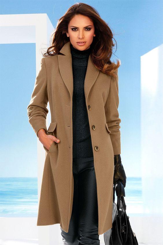Women's Jackets & Coats | Shop Online - Heine Coat - EziBuy ...