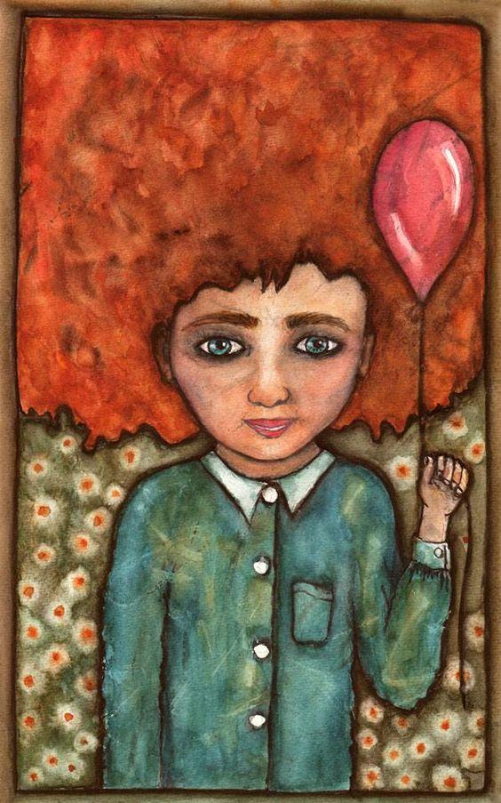 Mi globo y yo - María Laura Fasan.
