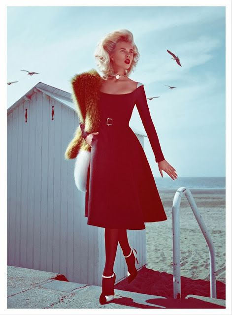 Bobbins and Bombshells: Retro Looks In The Modern World: The Birds