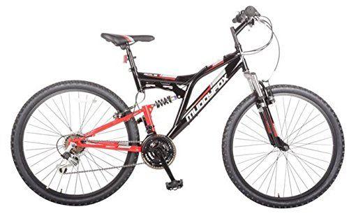 Muddyfox Mens Recoil26 Mountain Bike Dual Suspension Cycling Bicycle  Price…