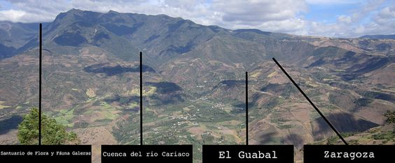 3 corredores de conservación:  http://ut-cy.blogspot.com/