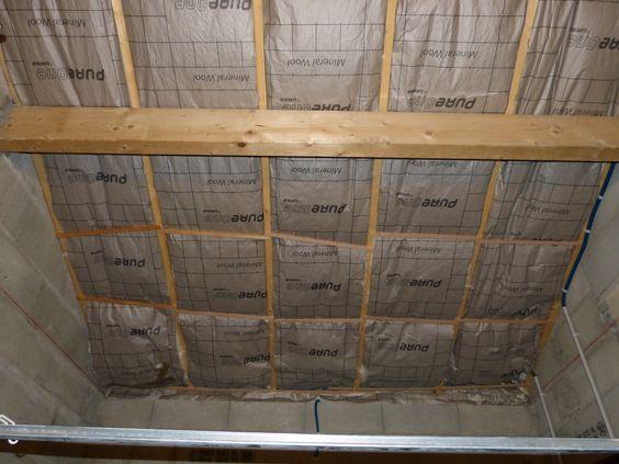 Isolation garage (toit + porte) Instructions de montage...