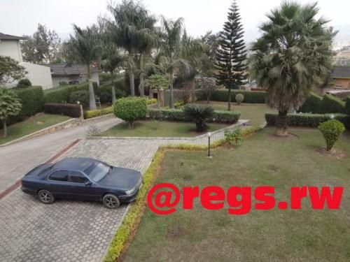 A house for rent in Kigali – Nyarutarama
