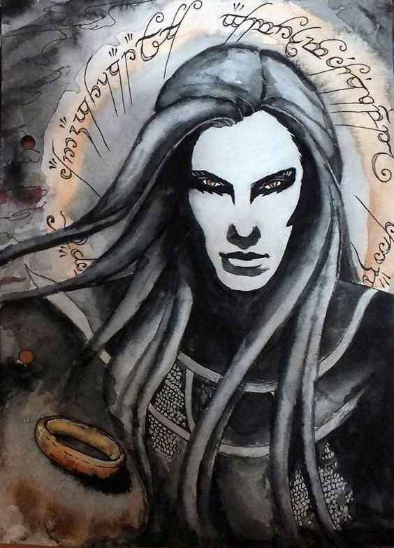 Sauron by Galinaxsim.deviantart.com on @DeviantArt