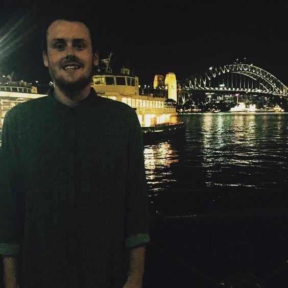 #sydney #sydneyharbourbridge #australia #travelling #night  by hayleyusher1 http://ift.tt/1NRMbNv
